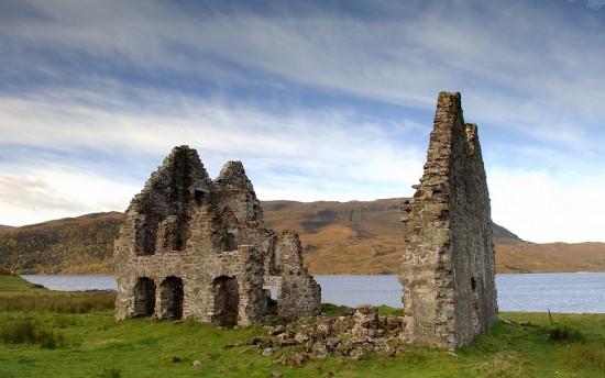 Υπέροχα τοπία στη Σκωτία