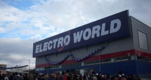 Εγκαίνια Electro World Γλυφάδας