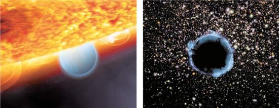 Επιβεβαιώνεται η ύπαρξη της μαύρης τρύπας