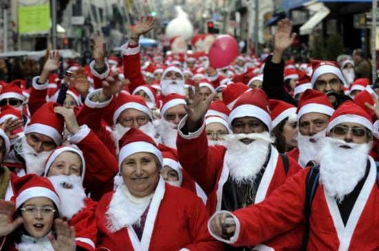Santa Claus Porto 2008