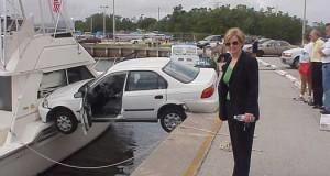 Οι χειρότερες γυναίκες οδηγοί (Video)