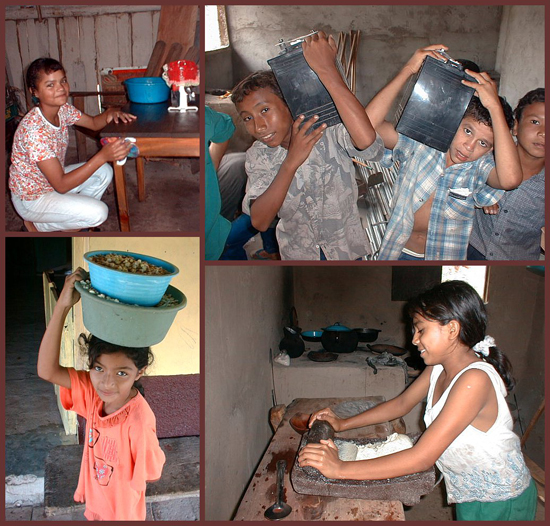 6χρονοι οικιακοί βοηθοί