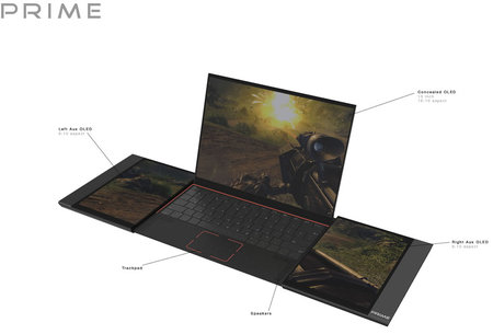 Prime Gaming Laptop