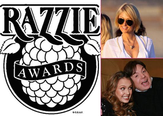 Razzie Awards 2008