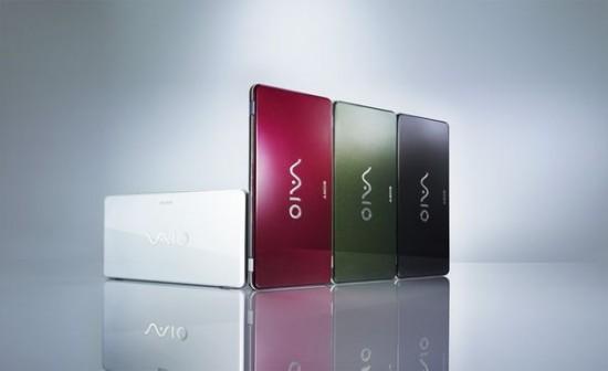 Sony Vaio P-Series Netbook