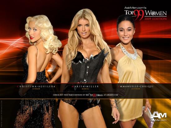 Τop 99 women of 2009
