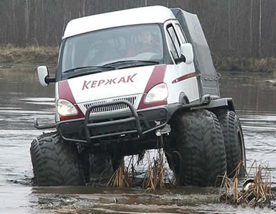 Παράξενα ασθενοφόρα Ρωσία