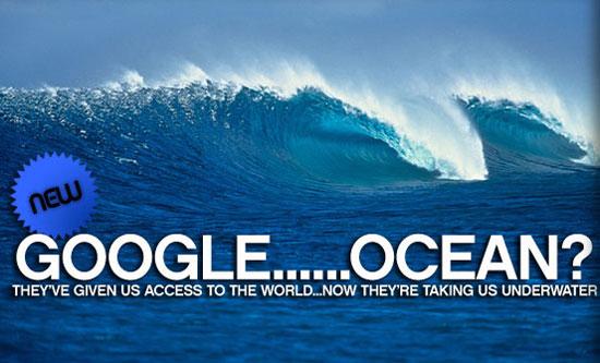 Google Earth5: Ocean