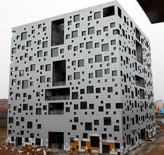 Σπίτι με 1000 παράθυρα