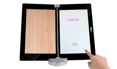Asus Laptop με διπλή οθόνη αφής
