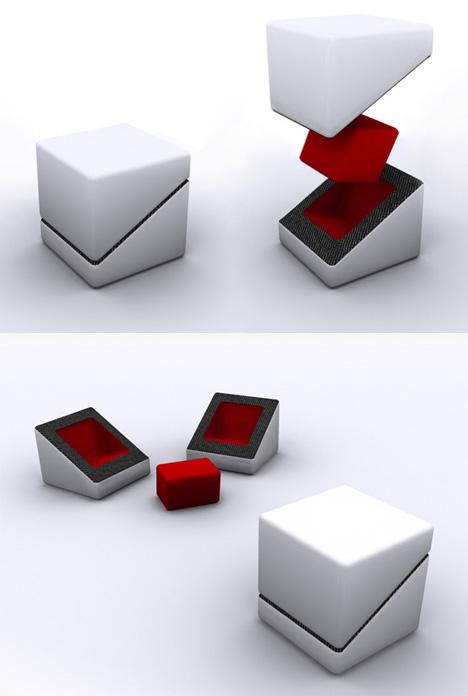 Παράξενα καθίσματα