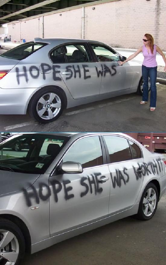 Ex Girlfriends Revenge