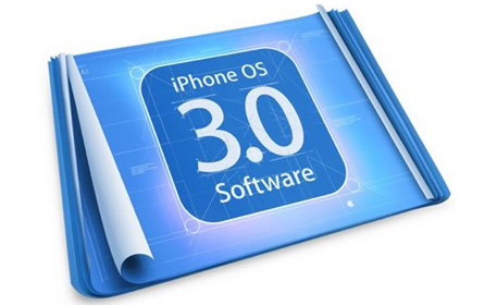 iPhone 3.0 Software