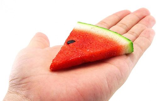Realistic usb flash drives watermelon