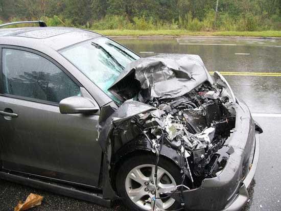 Τροχαίο ατυχήμα