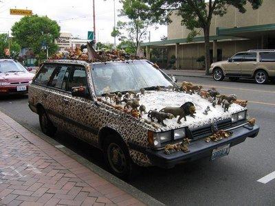 Περίεργα Αυτοκίνητα