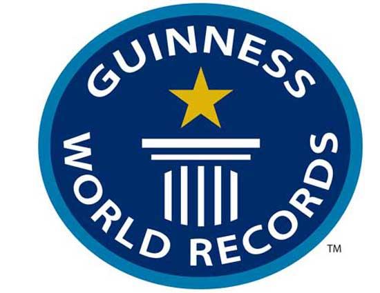 Παγκόσμιο ρεκόρ Guinness
