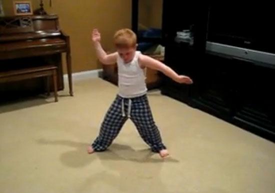 Henry Baby Dancer