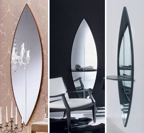Περίτεχνοι και παράξενοι καθρέφτες