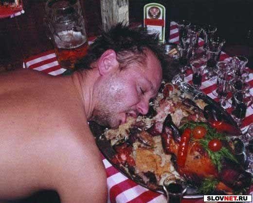 Пьяная фото