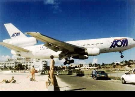 Το πιο επικίνδυνο αεροδρόμιο στον κόσμο