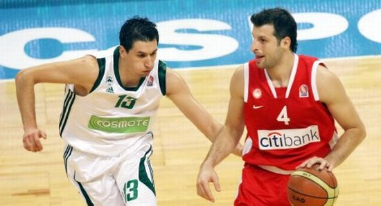 Ολυμπιακός - Παναθηναικός (Μπάσκετ)