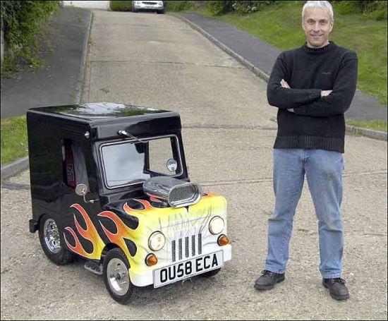 Παγκόσμιο ρεκόρ μικρότερου αυτοκινήτου