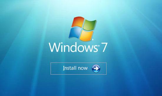 Windows 7 Install