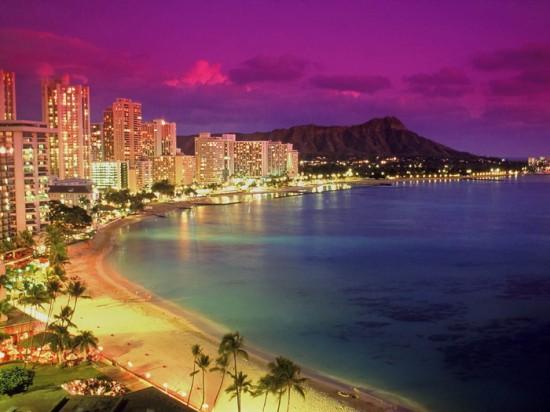 Hawaii- Τοπία - Φύση