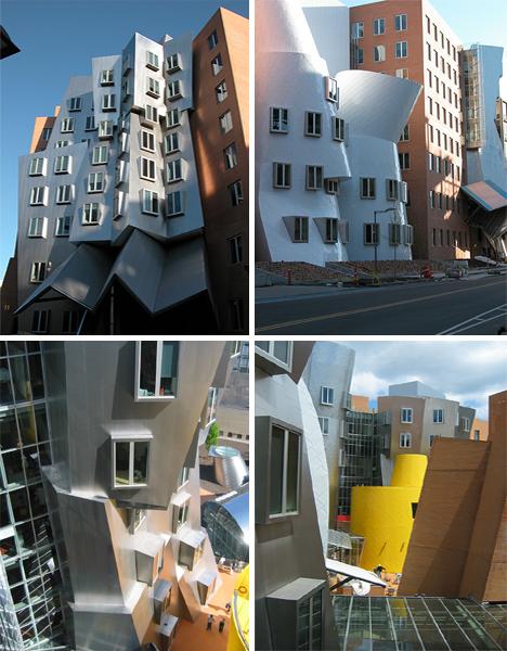 Παράξενα σπίτια και κτήρια