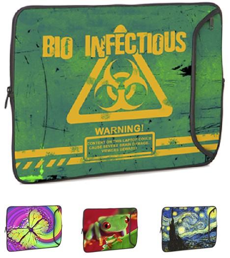 Παράξενες τσάντες για Laptops