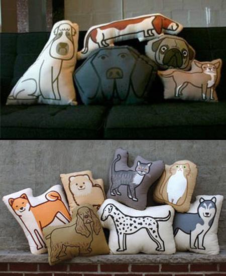 απίθανα μαξιλάρια