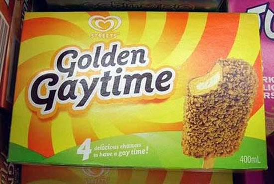 Funny Product Names