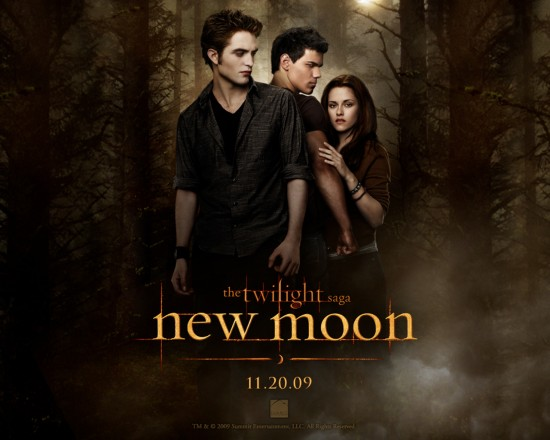Twilight: New Moon Wallpaper