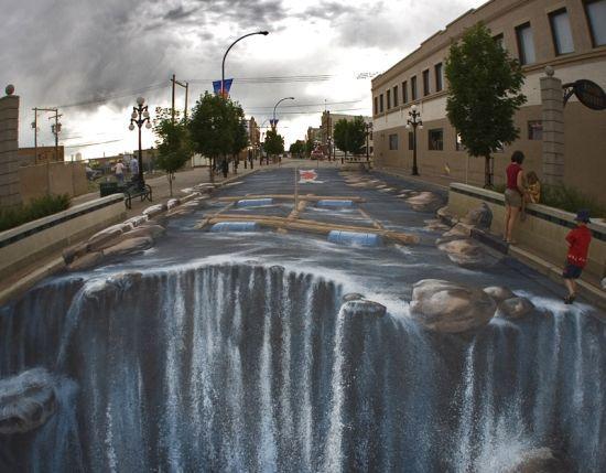diaforetiko.gr : 3d street art 196 Δείτε εκπληκτικές 3D ζωγραφιές στο δρόμο...