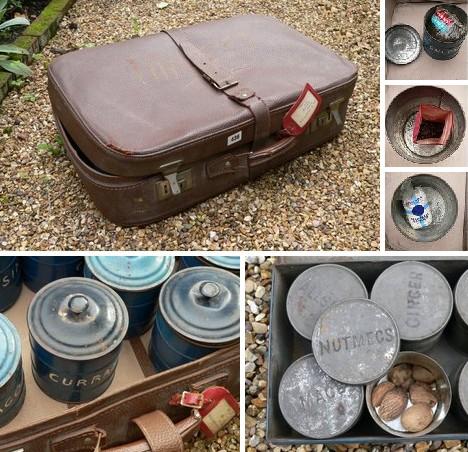 Παράξενες βαλίτσες