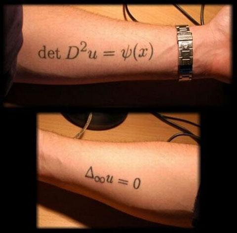 Παράξενα τατουάζ