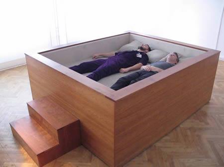 Παράξενα και μοναδικά κρεβάτια