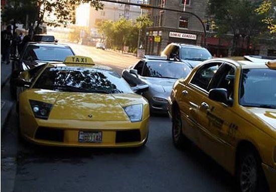 Weird & Funny Taxi