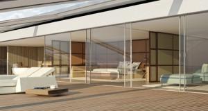 Ένα ονειρεμένο σπίτι πάνω στην θάλασσα - WHY Villa yacht