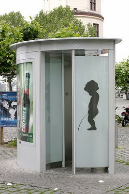 Παράξενες τουαλέτες