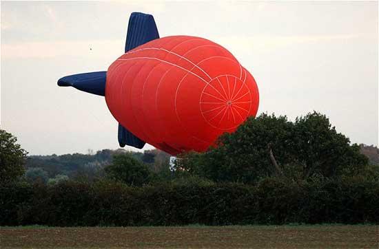 Αερόστατο- τροχόσπιτο