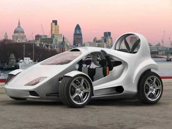 Skycar: Το νέο ιπτάμενο αμάξι