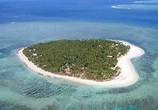 Το νησί της αγάπης