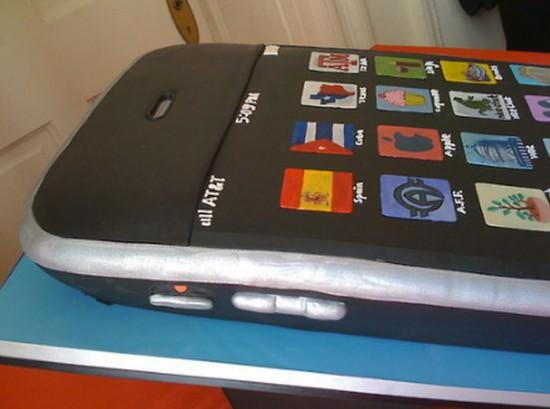 Περίεργες Τούρτες- iPhone