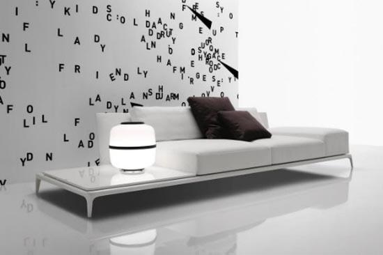 Μοντέρνοι καναπέδες