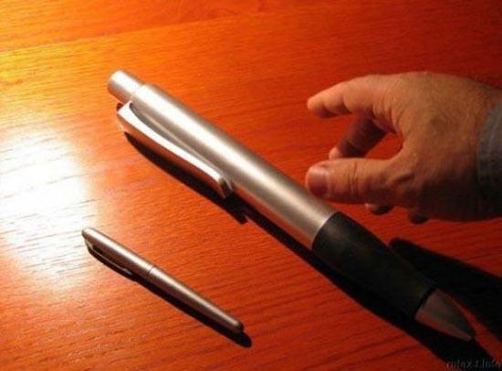 Παράξενα στυλό