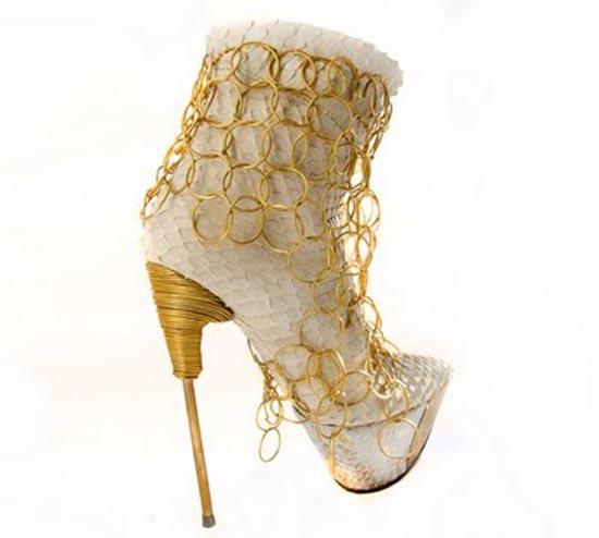 Τρελά και απίστευτα παπούτσια