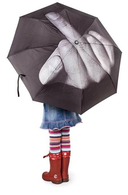Παράξενες ομπρέλες