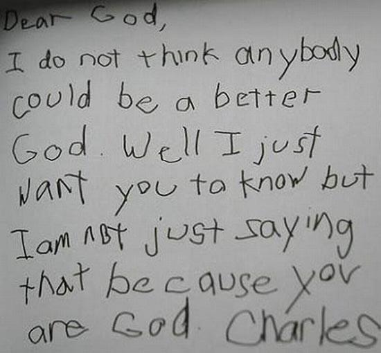 Αστείες Παιδικές Προσευχές